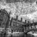 Bridge Of Sighs - Cambridge by Yhun Suarez