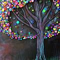 Button Tree 0006 by Monica Furlow