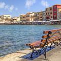 Chania - Crete by Joana Kruse