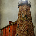 Charlotte Genesee Lighthouse by Joel Witmeyer