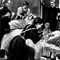 Clara Barton (1821-1912) by Granger