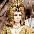 Cleopatra, Elizabeth Taylor, 1963 by Everett