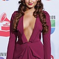 Demi Lovato Wearing A Roland Mouret by Everett