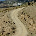 Dirt Road Winding by Sami Sarkis