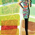 Fashion Illustration by Ramneek Narang
