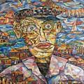 Fisherman by Andrey Soldatenko