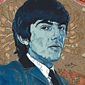 George Harrison by Suzanne Gee