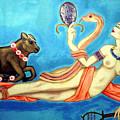 Hathor by DiVeena Seshetta