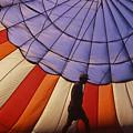 Hot Air Balloon - 11 by Randy Muir