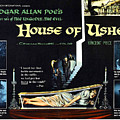 House Of Usher, Aka The Fall Of The by Everett
