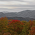 Infinite Smoky Mountains by DigiArt Diaries by Vicky B Fuller