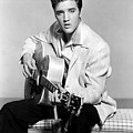 Jailhouse Rock, Elvis Presley, 1957 by Everett