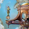 Jugglernautica by Patrick Anthony Pierson