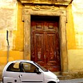 Little Car Of Florence by Jen White