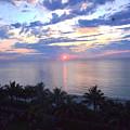 Miami Sunrise by Pravine Chester