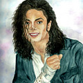 Michael Jackson - Will You Be There by Nicole Wang