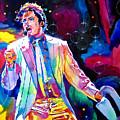 Michael Jackson Smooth Criminal by David Lloyd Glover