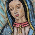 Our Lady Of Guadalupe by Rain Ririn