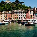 Portofino Italy by Xavier Cardell