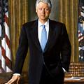 President Bill Clinton by War Is Hell Store