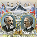 Presidential Campaign, 1888 by Granger