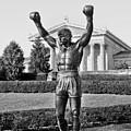 Rocky Statue - Philadelphia by Brendan Reals