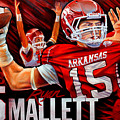 Ryan Mallett by Jim Wetherington