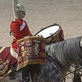 The Kettledrums Of Household Cavalry by Andrew Chittock