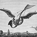 Trouv�s Ornithopter by Granger