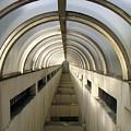 Underground Vault by Yali Shi