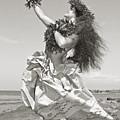 Wahine Hula by Himani - Printscapes