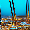 Water And Oil by Setsiri Silapasuwanchai