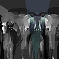 127 -  Nightwalkers Dark by Irmgard Schoendorf Welch