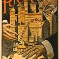 1910 Cartoon Expressing Concern That by Everett