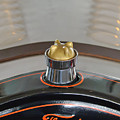 1924 Ford Model T Roadster Hood Ornament by Jill Reger