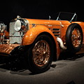1924 Hispano Suiza Dubonnet Tulipwood . Front Angle by Wingsdomain Art and Photography