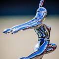 1935 Pontiac Hood Ornament 1 by Jill Reger