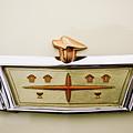 1957 Desoto Adventurer Emblem by Jill Reger