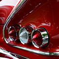 1958 Impala Tail Lights by Paul Ward