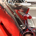 1959 Cadillac Convertible . Wing View by Wingsdomain Art and Photography