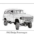 1962 Dodge Powerwagon by Jack Pumphrey