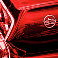 1963 Chevrolet Impala Ss Red by Gordon Dean II