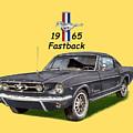 1965 Mustang Fastback by Jack Pumphrey