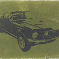 1968 Ford Mustang by Naxart Studio