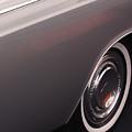 1968 Vintage Lincoln Sedan Fender by Anna Lisa Yoder