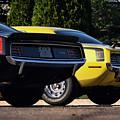 1970 Plymouth 'cuda 440 And Hemi by Gordon Dean II