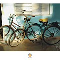 2 Cuban Bicycles by Bob Salo