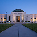Griffith Observatory by Adam Romanowicz