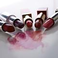 Lipsticks by Bernard Jaubert