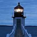 Marshall Point Light by John Greim